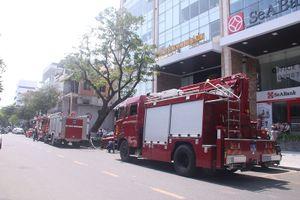 Bộ công an vừa kiểm tra, chung cư cao cấp ở Đà Nẵng đã 'bốc hỏa'