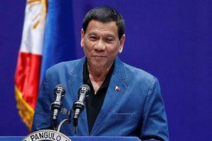 Tổng thống Philippines Duterte: 'Ông Kim Jong-un là thần tượng của tôi'