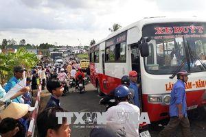Ngày 29/4, tai nạn giao thông tăng cả 3 tiêu chí