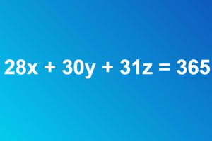 Đáp án bài toán điền số đánh lừa người giải