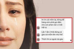 Tâm sự đẫm nước mắt của người mẹ đơn thân bị con gái ruột mắng chửi, đuổi ra khỏi phòng trọ