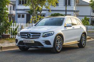 Bảng giá xe Mercedes mới nhất tháng 5/2018: GLC lại tăng giá
