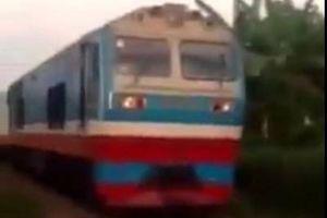 Đồng Nai: Hai tàu hỏa suýt tông nhau, kịp dừng chỉ cách nhau 10 mét