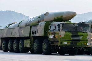 Trung Quốc biên chế tên lửa đủ sức vươn tới Mỹ