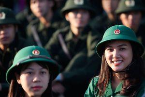 Trường quân đội đồng loạt tuyển sinh khối A1