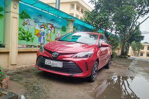 Xe giá rẻ Toyota Vios 2018 lăn bánh tại Việt Nam