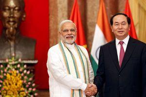 Đầu tháng 3/2018: Chủ tịch Nước Trần Đại Quang thăm Ấn Độ và Bangladesh