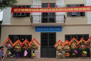 Nghệ An: Phòng đọc sách miễn phí giữa vùng quê
