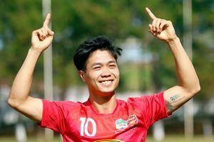 Công Phượng trên hành trình trở thành ngôi sao số 1 Việt Nam