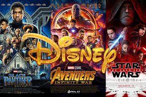 Disney - Bá chủ điện ảnh Bắc Mỹ khi sở hữu 9/10 phim có doanh thu mở màn cao nhất lịch sử