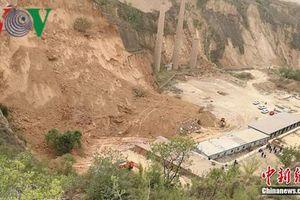 9 người bị chôn vùi trong vụ lở đất nghiêm trọng tại Trung Quốc