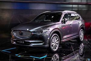 Xe Mazda CX-8 giá 668 triệu đồng ra mắt tại Trung Quốc