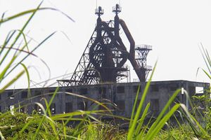 Nghĩa địa máy móc nhà máy gang thép 2.000 tỷ ở Hà Tĩnh