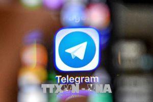 Iran cấm sử dụng ứng dụng Telegram