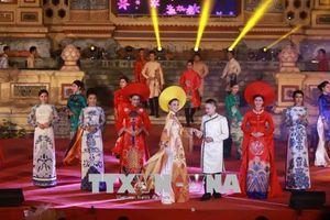 Festival Huế 2018: Lễ hội áo dài tôn vinh Quốc phục Việt Nam