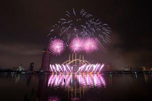 Khai hội pháo hoa Đà Nẵng: Mở lòng hòa cùng niềm vui chung cả nước