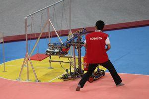 Sắp diễn ra chung kết toàn quốc Robocon Việt Nam tại Vĩnh Phúc