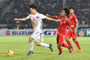 Việt Nam đụng Malaysia, Myanmar tại AFF Cup 2018