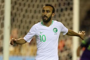 Mohammad Al Sahlawi đội tuyển Ả Rập Saudi: Con quái vật trong khu cấm địa