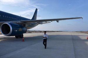 Cục Hàng không công bố nguyên nhân máy bay hạ cánh nhầm đường băng ở Cam Ranh