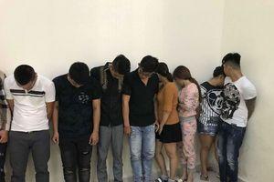 Thuê biệt thự cao cấp ở Sài Gòn phục vụ dân chơi ma túy