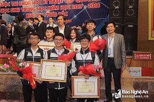 Học sinh Nghệ An bị từ chối cấp visa sang Mỹ dự cuộc thi KHKT quốc tế