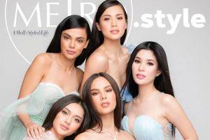 Dàn hoa hậu Philippines 2018 xuất hiện chung trong bộ ảnh gợi cảm