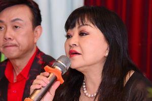 Danh ca Hương Lan tâm sự lý do không hát với Chí Tâm suốt 10 năm qua