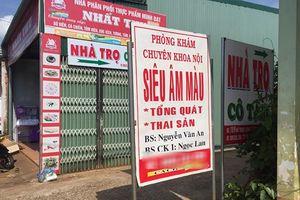 Sở Y tế tỉnh Đắk Lắk thông tin vụ nữ hiệu trưởng tử vong sau khi truyền thuốc ở phòng khám tư