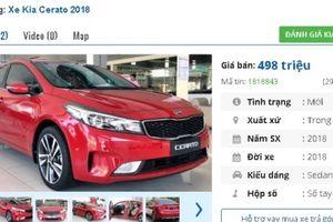 Ô tô sedan hạng C 'đẹp long lanh' có giá rẻ nhất Việt Nam, tầm 400 triệu đồng