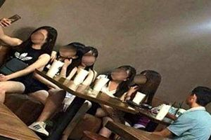 Bị cô gái sang chảnh gài đi ăn với 8 bạn nữ, chàng trai ở Hà Nội xử lý bất ngờ