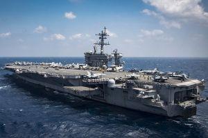 Tàu sân bay Mỹ thăm Việt Nam: Thúc đẩy hòa bình, an ninh, phát triển khu vực