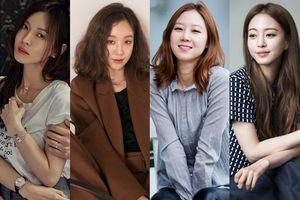 12 nữ diễn viên Hàn Quốc mạnh dạn với việc 'xăm trổ'