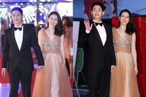 Đang tình tứ với Jung Hae In, 'chị đẹp' Son Ye Jin bất ngờ gặp lại 'hội bạn trai cũ' tại Baeksang 2018