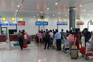 Khai thác nhà ga mới tại sân bay Phù Cát