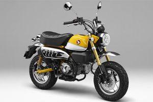 Dân độ chế sắp hết thời khi 'xe khỉ' Honda Monkey 125 ra mắt?