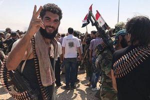 Chiến sự Syria: Quân chính phủ tiến vào thành phố Al Hajar Al Aswad