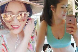 Ngỡ ngàng nhan sắc 'bạn gái' Hàn Quốc của Wanbi Tuấn Anh sau 5 năm