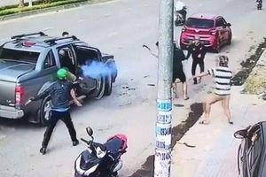 Vụ bắn, chém loạn xạ ở Nhơn Trạch: Bắt thêm 1 bảo vệ