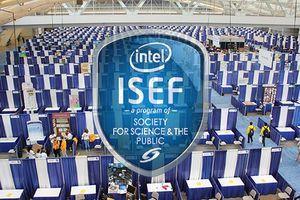 Danh sách 8 dự án dự thi Intel ISEF 2018