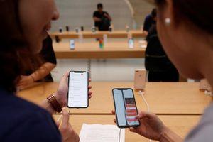 iPhone X bán chạy nhất thế giới đầu năm 2018