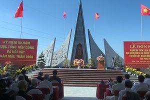 Phú Yên: Kỷ niệm 50 năm Tổng tiến công và nổi dậy Xuân Mậu Thân 1968