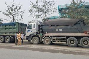 Hà Nội tăng cường công tác kiểm soát tải trọng phương tiện giao thông