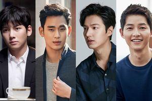 8 nam diễn viên Hàn 'đổi đời' nhờ đóng chung phim với các 'noona' đình đám - Họ là ai?