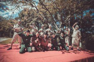 Dân mạng phát sốt với bộ ảnh kỷ yếu 'xuyên thời gian' ấn tượng của các bạn sinh viên Sơn La