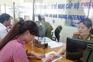 Công an Hà Nội thông báo về địa điểm cấp hộ chiếu phục vụ công dân