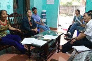 Hà Tĩnh: Lãnh đạo thôn buộc dân đóng tiền mới được nhận hỗ trợ từ Formosa