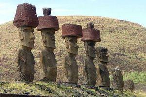 Bí mật tượng đá đảo Phục sinh