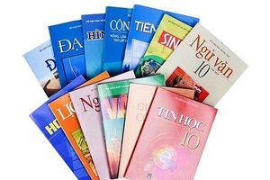 Thầy Nguyễn Minh Thuyết nói, ai viết sách giáo khoa thì phải tự thực nghiệm