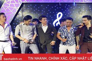 Top 3 'Solo cùng Bolero 2017' hát từ thiện tại Hà Tĩnh